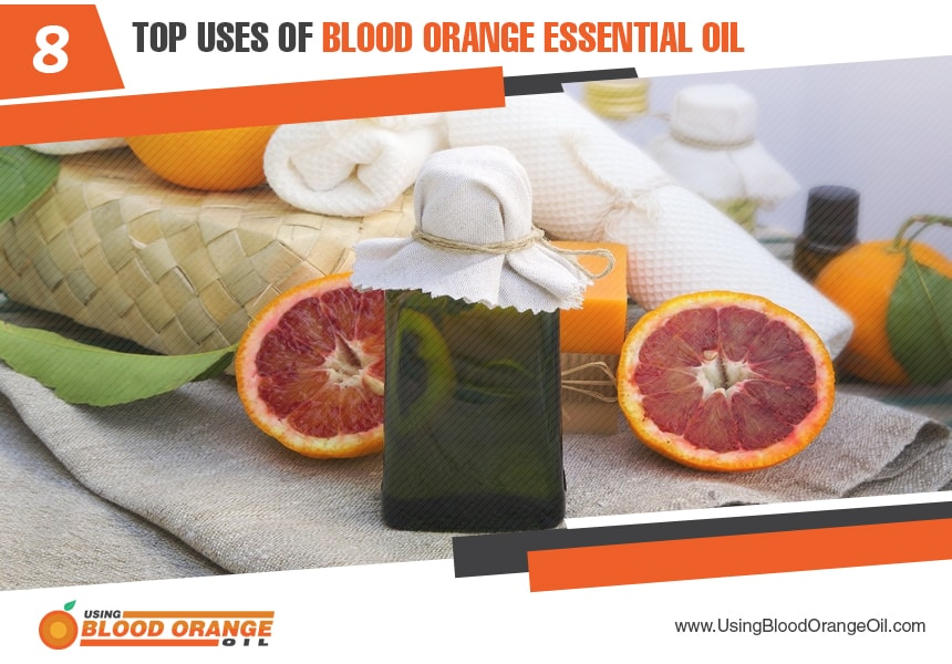 blood orange oil benefits