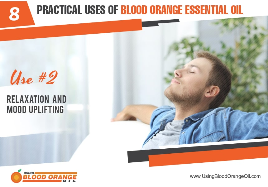 what is blood orange oil used for
